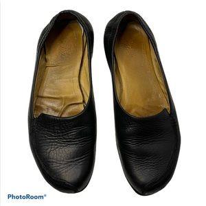 John Fluevog Leather Flat Shoes size 9